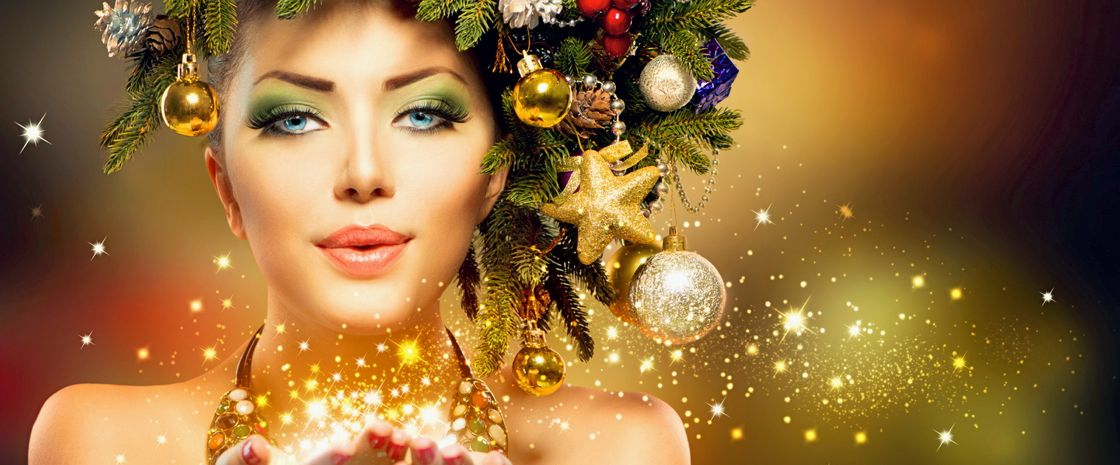 Immagini Estetica Natale.Regali Di Natale Coccole E Benessere Estetica Viviana